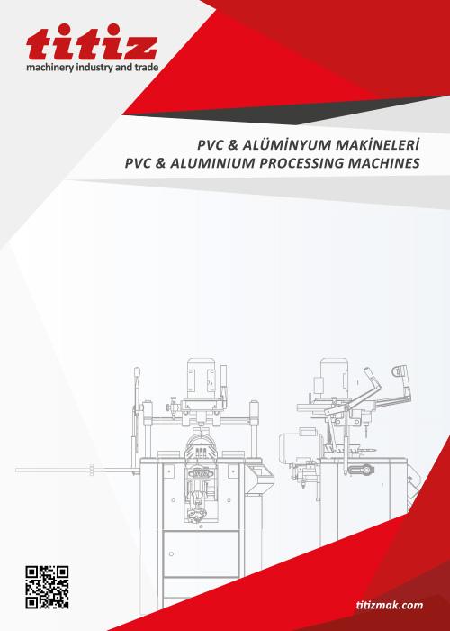 PVC & Aluminium Machines